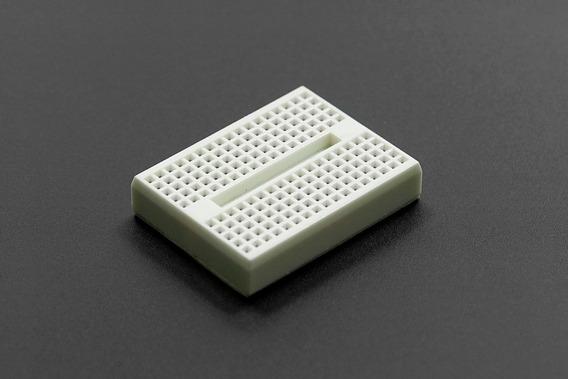 Protoboard Fit0008 Mini Bread Board Self Adhesive White