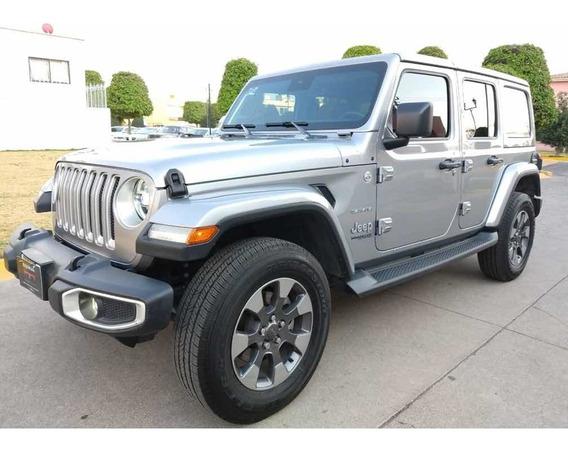 Jeep Wrangler Unlimited Sahara 2.0 Hybrid 2020