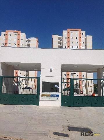Apartamento Residencial Para Locação, Jardim Pagliato, Sorocaba - . - Ap0162