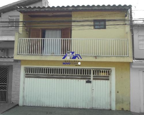 Imagem 1 de 20 de Casa A Venda Em Osasco Com 3 Dorms E 2 Vagas - Ca00800 - 69388806