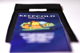 Keepcold - Cartera Porta Insulina 45hs Sin Refrigerar 2 Pen