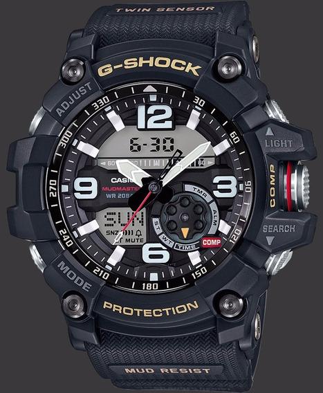 Relogio Casio G-shock Gg1000-1a Lançamento