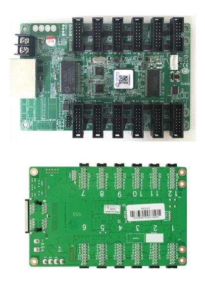 Receiver Card Linsn Rv908 M32 Hub75