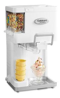 Cuisinart Máquina De Sorvete Italiano Frozen Yogurt 110w
