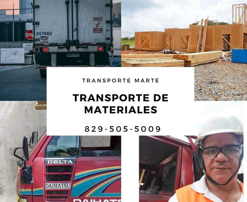 Transporte Charters Mercancia Y Materiales