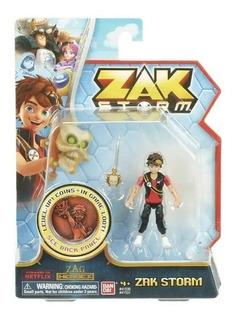 Zak Storm Figuras Indviduales Muñeco Coleccionables Educando