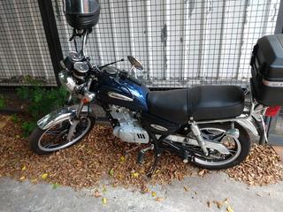 Suzuki 125 Intruder
