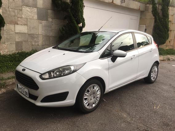 Ford Fiesta 1.5 S Flex 2014 Completo Única Dona Novinho !