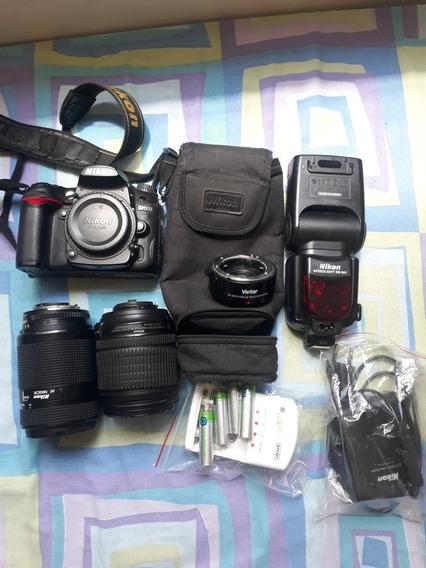 Equipamento Nikon