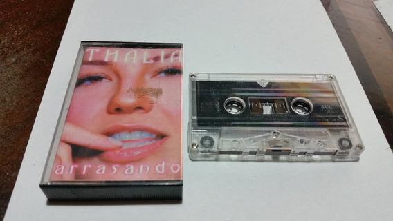 Thalia Arrasando Cassette Nacional Leer Detalle
