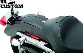 Acabamento Paralama Traseiro Flame Fender Harley/sportster