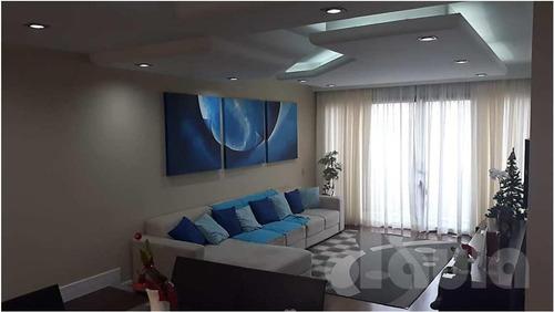 Imagem 1 de 14 de Apartamento 163m² Jardim Bela Vista  - 1033-8715