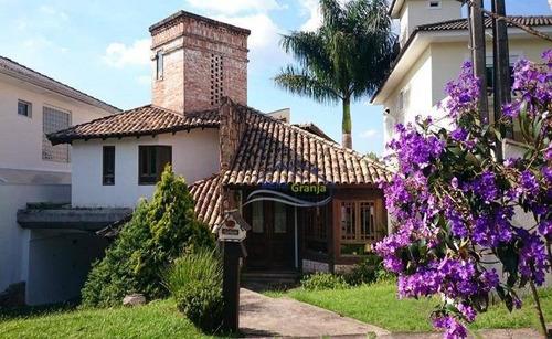 Imagem 1 de 30 de São Paulo Ii - Granja Viana - Ca1137