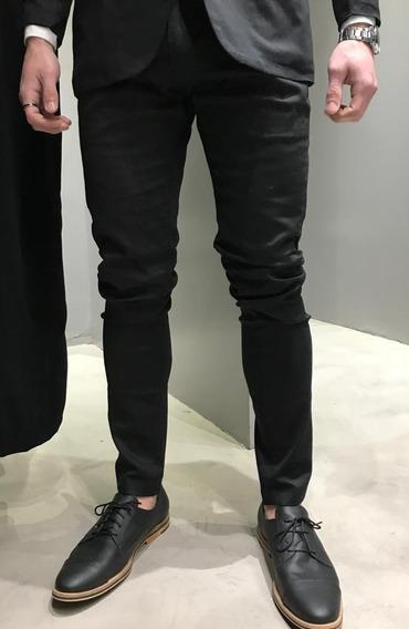 Pantalon De Vestir Chupin Tres Colores Hombre Farenheite