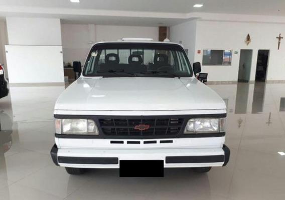 Chevrolet D20 4.0 Conquest Cs 8v Diesel 2p Manual 1994
