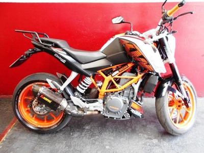 Ktm Duke 390 16 Troco/financio Favorita Multimarcas