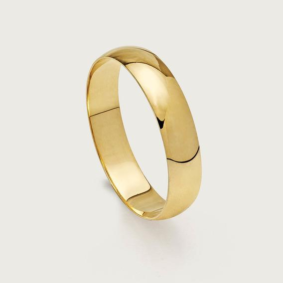 Aliança Casamento Ou Noivado Ouro18k. Garantia + Nota Fiscal