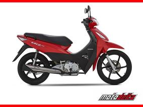 Honda Biz 125 Con Freno A Disco Moto Delta Tigre