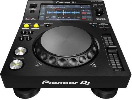 Pioneer Dj Controlador Xdj-700 Novo