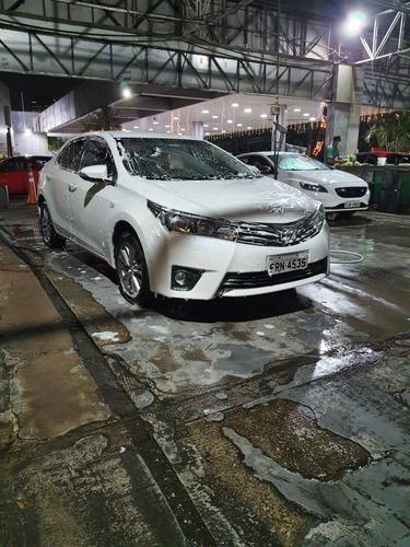 Imagem 1 de 15 de Toyota Corolla 2.0 16v Altis Flex Multi-drive S 4p 2015