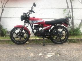 Honda Cg 1981