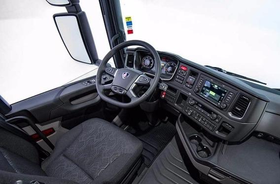 Scania P320 Bitruck 2019 Okm
