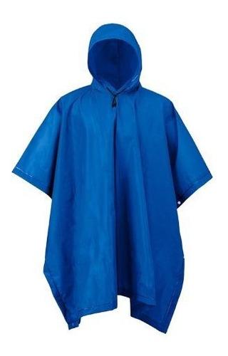 Mossi Youth Xt Series Rain Poncho Azul Marino
