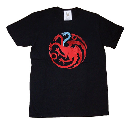Remera Game Of Thrones Targaryen Valar Estampa Vinilo Oferta