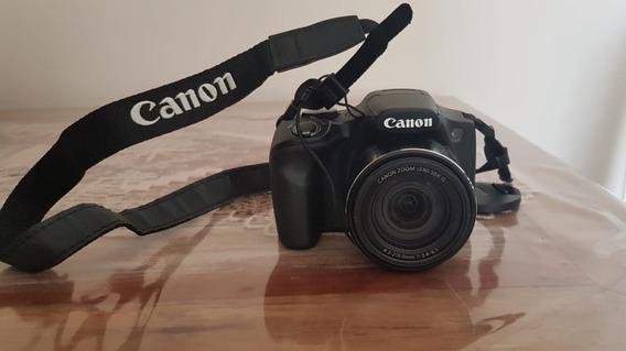 Câmera Digital Canon Com Wi-fi E Nfc - Sx530hs - Power Shot