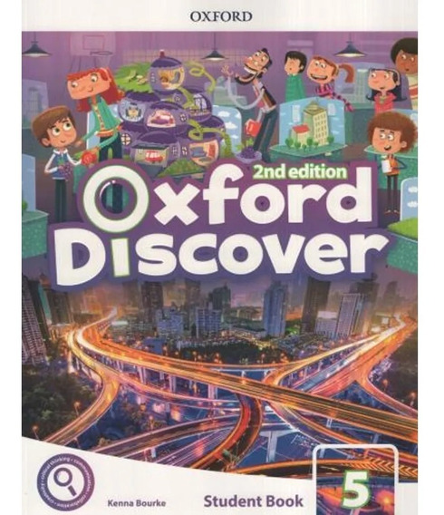 Oxford Discover 5 - Student´s Book - 2nd Edition - Oxford
