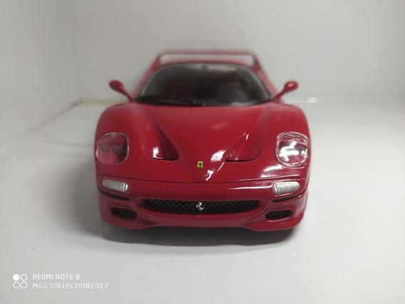 Ferrari F-50 Esc 1/24 Burago