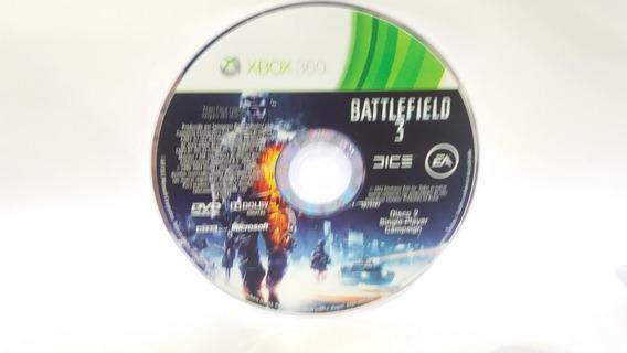 Jogo Battlefield 3 C/ Defeito Bolhas Para Xbox 360 Microsoft