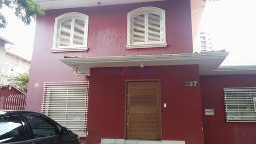 Casa À Venda Em Cambuí - Ca235199