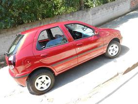 Fiat Palio 1.0 Ex Mpi 5p Vermelho Super Conservado