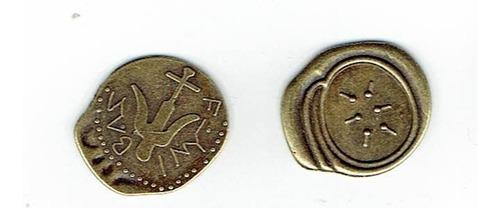 Moneda Israelita, Un Leptón, El 'óbolo De La Viuda'. Jp