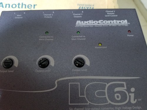 Interfaces Audio Automotor