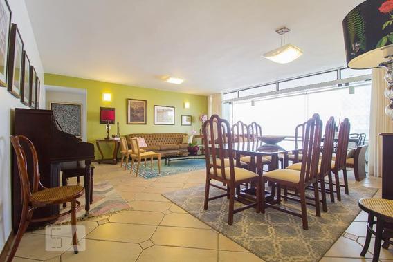 Apartamento No 6º Andar Com 4 Dormitórios E 2 Garagens - Id: 892991066 - 291066