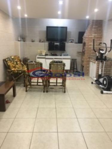 Venda De Sobrado- Vila Carlópolis/sa - Gl40369
