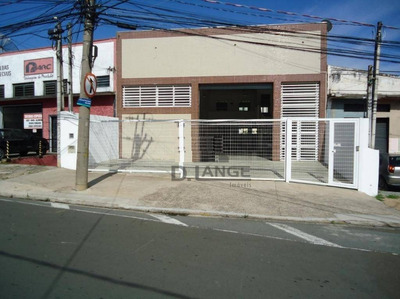 Barracão Para Locação - Jardim Do Trevo - Ba1028