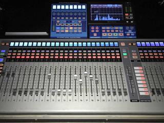 Consola Presonus Studiolive32 Serie Lll Micro Y Micrófonos