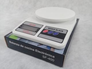 Balanza De Cocina Electronica 1g A 10kg Paula Electroventas