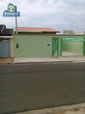 Casa Com 2 Dormitórios À Venda, 80 M² Por R$ 426.000 - Jardim Bela Vista - Indaiatuba/sp - Ca0006