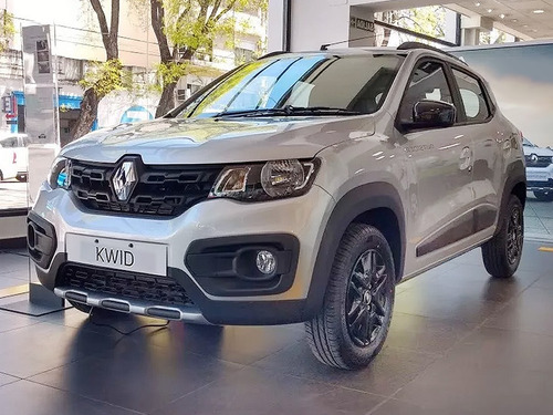 Renault Kwid Outsider 1.0 2021 0km Financiado Cuotas #1