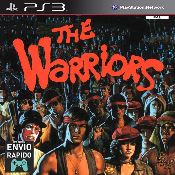 The Warriors - Clássico Do Ps2 - Jogos Ps3 Playstation 3