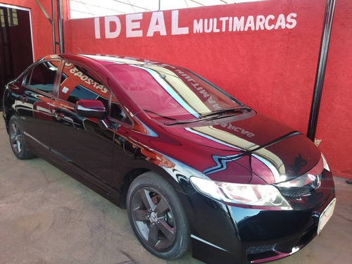 Imagem 1 de 9 de Honda Civic 2010 1.8 Lxs Flex 4p