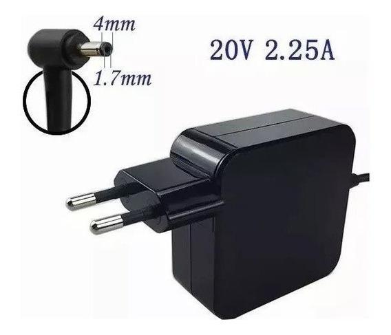 Carregador Para Notebook Lenovo Ideapad 330s 20v 2.25a 45w