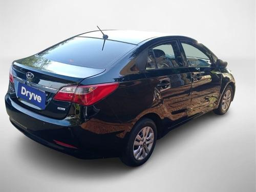 Imagem 1 de 9 de  Hyundai Hb20s Comfort Style 1.0 12v Flex