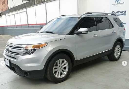 Ford Explorer Limited - Blindada -