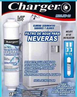 Filtro Especial Nevera Neveras Mod Iw-10 10