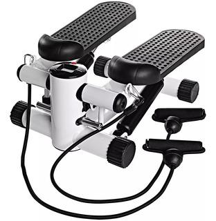 Escalador Mini Stepper Arg-913 Randers Display Con Bandas